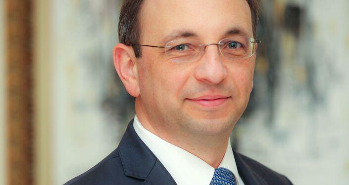 Nikolay Vassilev, były wicepremier Bułgarii (2001-2005)