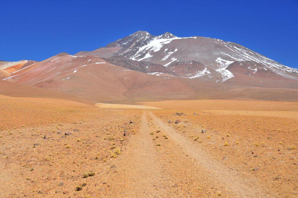 Llullaillaco – najwyższy na Ziemi czynny wulkan