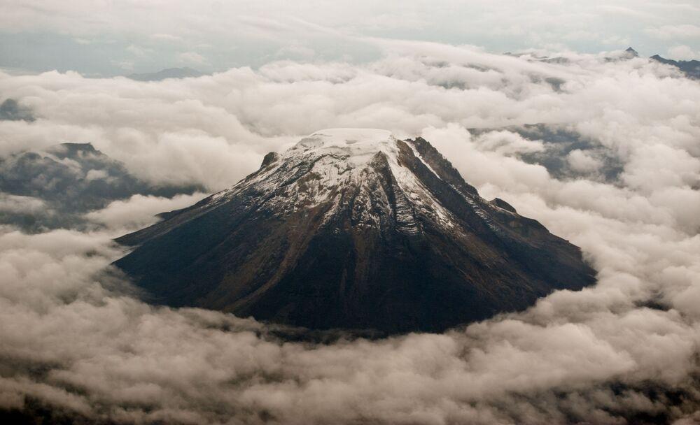 Nevado del Tolima – stratowulkan w środkowej Kolumbii