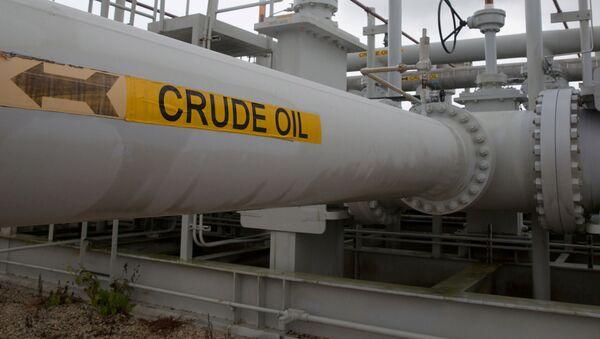 Rury Strategicznej Rezerwy Naftowej USA - Sputnik Polska
