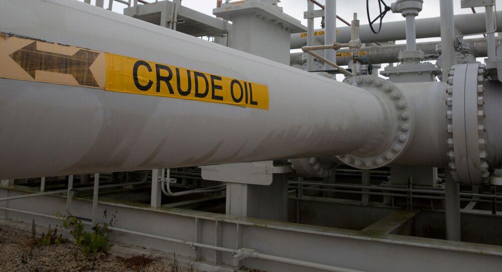 Rury Strategicznej Rezerwy Naftowej USA