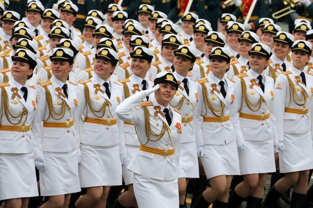 Parada Zwycięstwa w Moskwie, 2017 rok
