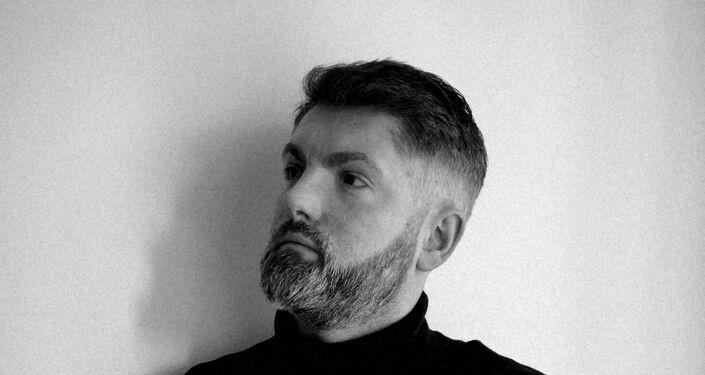 Polski muzyk Piotr Kosewski