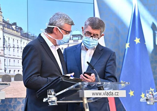 Czeski premier Andrej Babiš