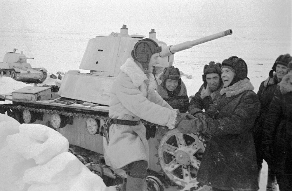 Lekki czołg T-26