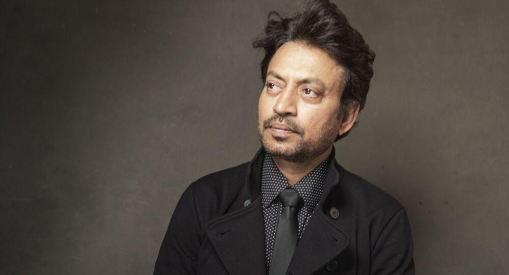 Indyjski aktor Irrfan Khan