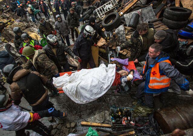 Rozwój sytuacji w Kijowie