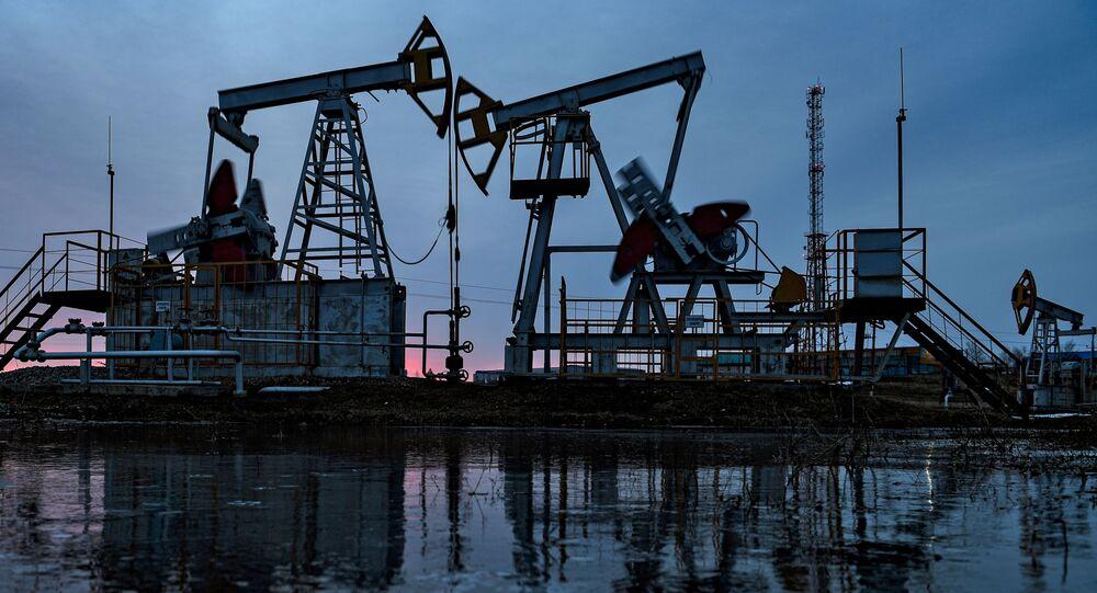 Wydobycie ropy w Republice Tatarstanu
