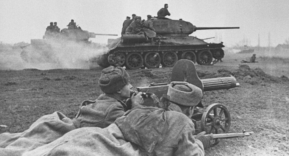 Bitwa na obrzeżach Budapesztu, 1945 rok