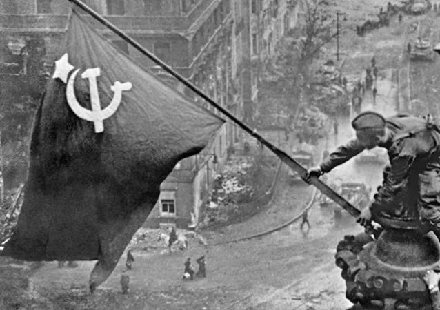 Sztandar Zwycięstwa nad Reichstagiem