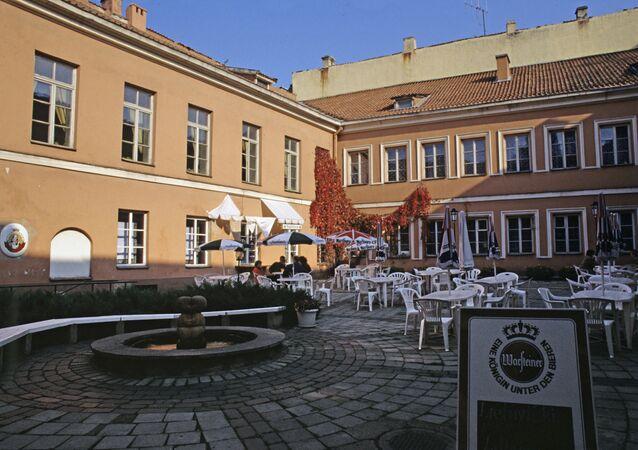 Wilno, Litwa.