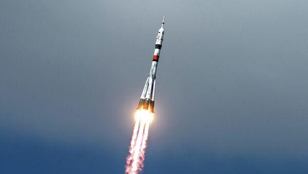 Rakieta Sojuz - Sputnik Polska