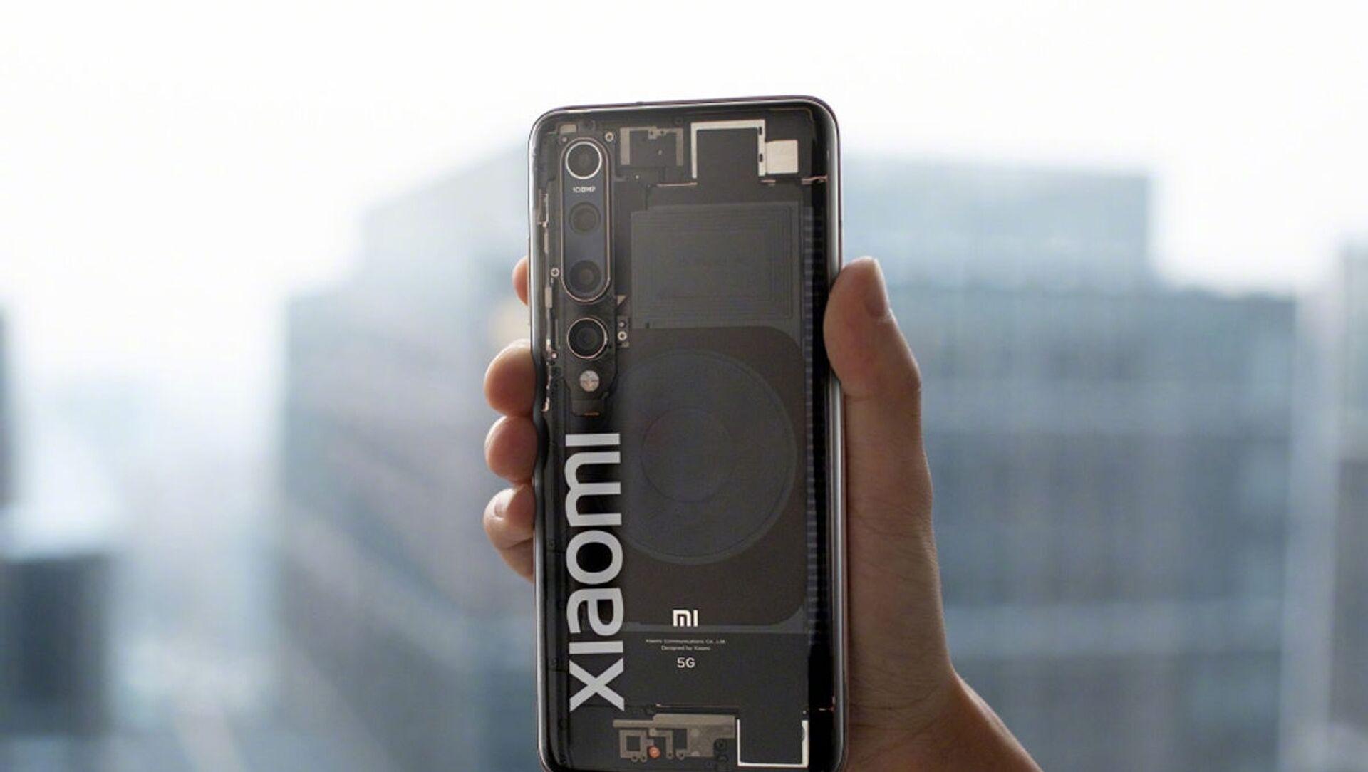 Xiaomi Mi10. - Sputnik Polska, 1920, 09.03.2021