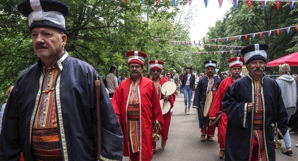 Festiwal Turcji w Moskwie