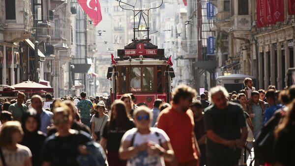 Stambuł, Turcja - Sputnik Polska