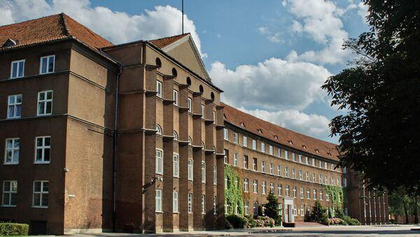 Budynek rządu obwodu kaliningradzkiego - Sputnik Polska