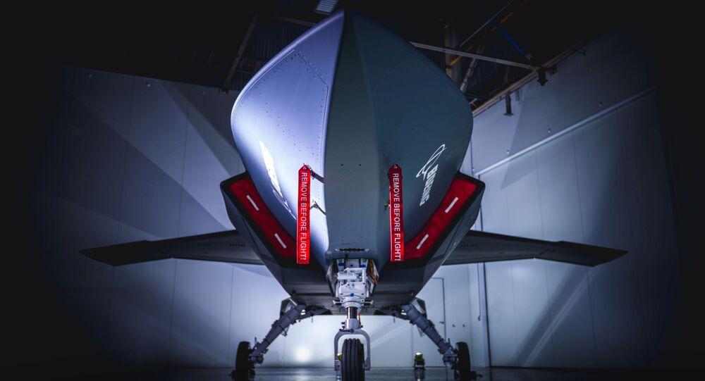 Pierwszy bezzałogowy samolot Loyal Wingman Sił Powietrznych Australii od Boeinga