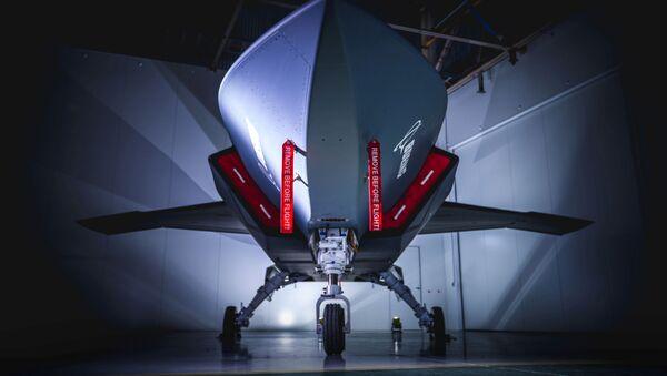 Pierwszy bezzałogowy samolot Loyal Wingman Sił Powietrznych Australii od Boeinga - Sputnik Polska