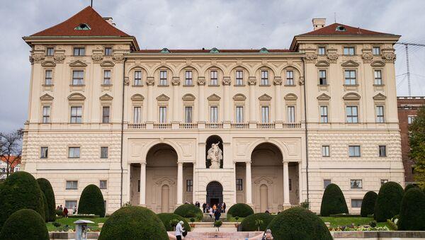 Pałac Czerniński w Pradze - Sputnik Polska