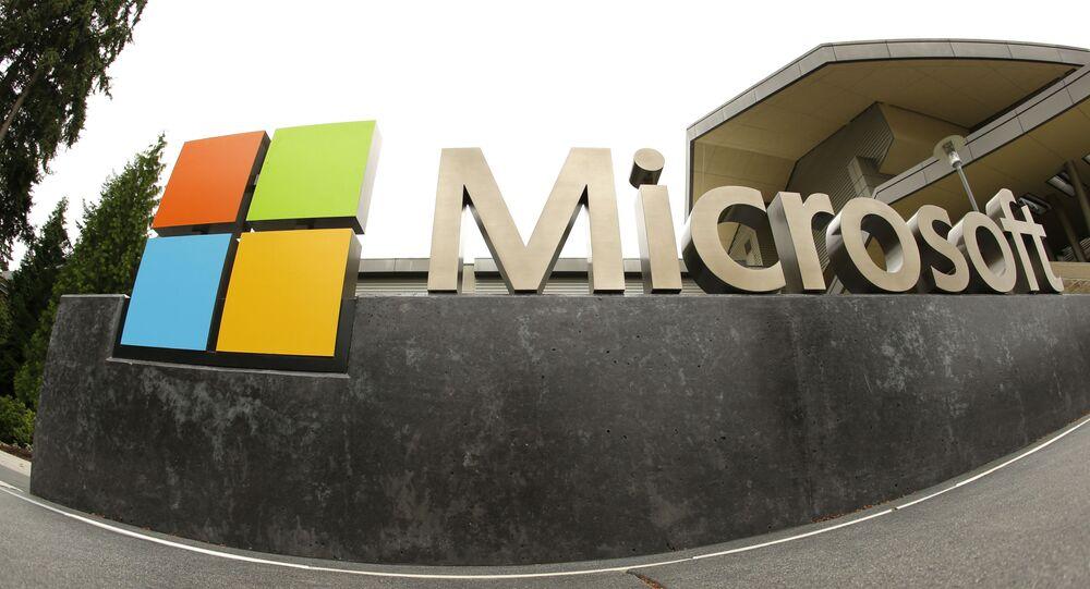 Logo Microsoft\