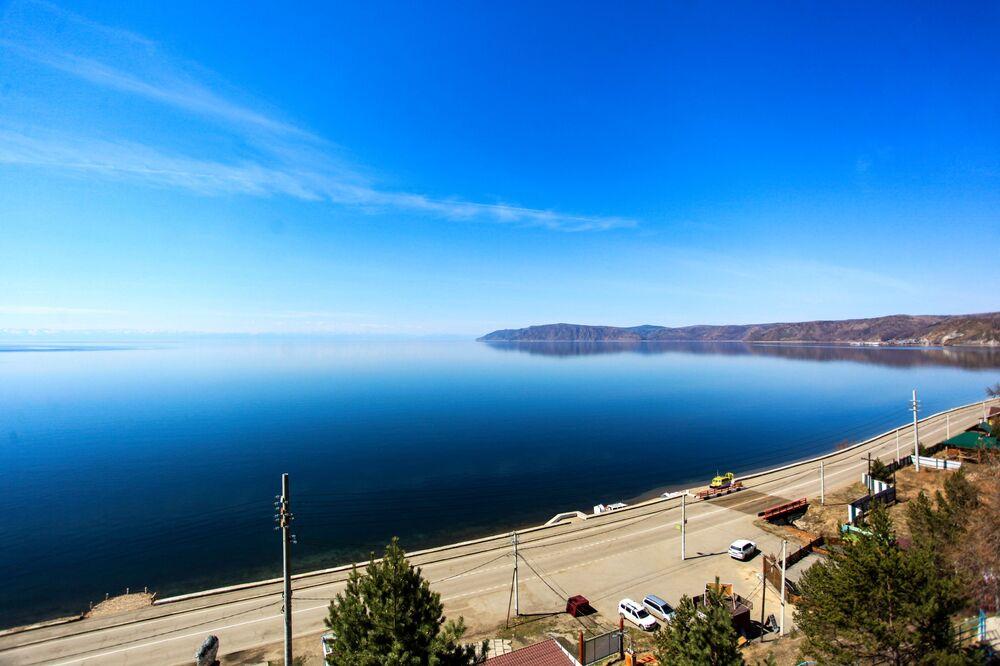 Jezioro Bajkał