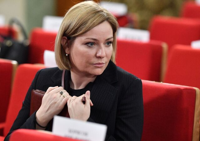 Minister kultury Rosji Olga Liubimowa