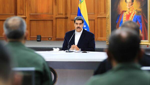 Nicolas Maduro - Sputnik Polska