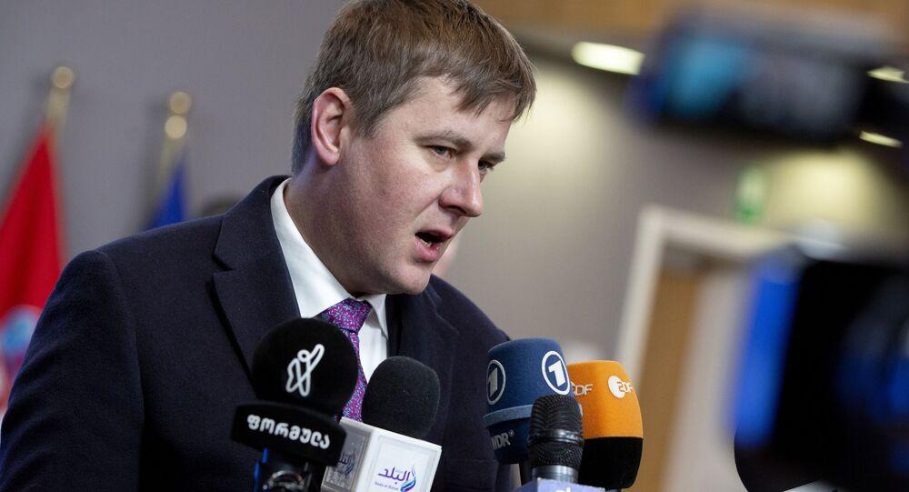 Minister spraw zagranicznych Czech Tomáš Petříček