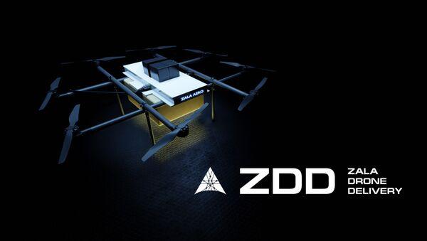 ZALA AERO DRONE DELIVERY (ZDD) - Sputnik Polska
