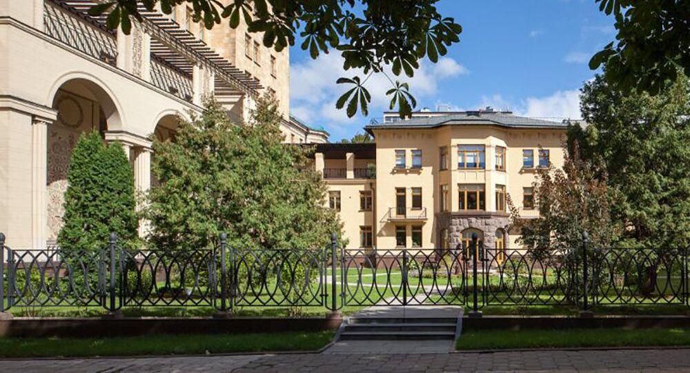Ambasada Czech w Moskwie