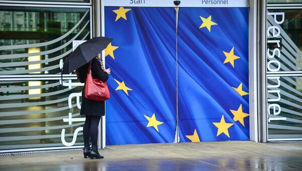 Komisja Europejska w Brukseli - Sputnik Polska