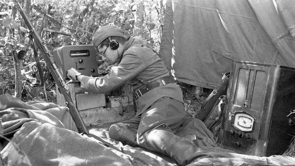 Radiotelegrafista - Sputnik Polska