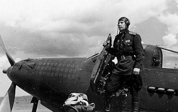 Aleksandr Pokryszkin - Sputnik Polska