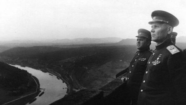 Marszałek Iwan Koniew - Sputnik Polska