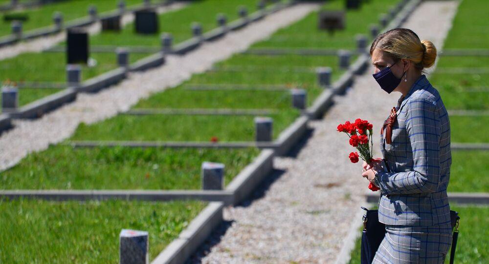 Obchody 75. rocznicy Zwycięstwa w Warszawie
