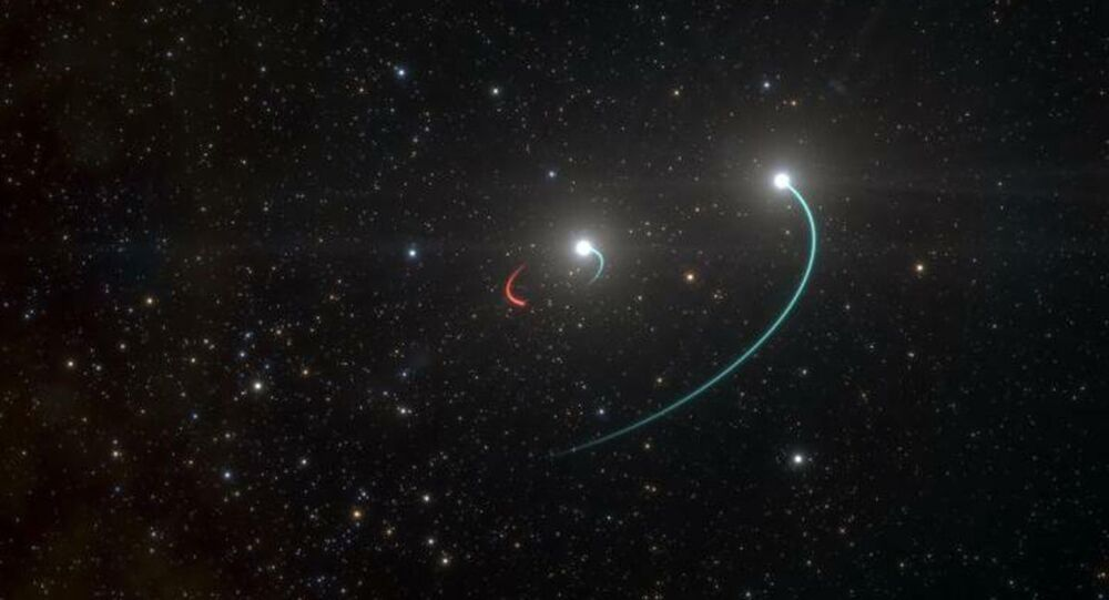 Układ podwójny HR 6819 z najbliższą Ziemi czarną dziurą