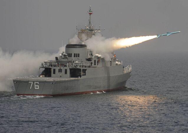 Fregata Jamaran Marynarki Wojennej Iranu