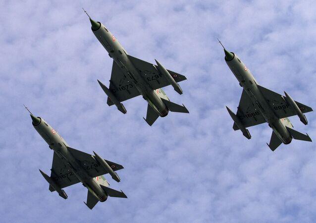 Indyjskie MiG-21