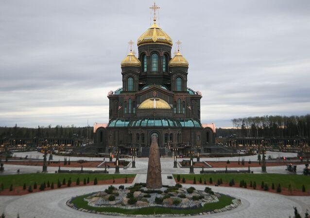 Centralna świątynia Sił Zbrojnych Federacji Rosyjskiej