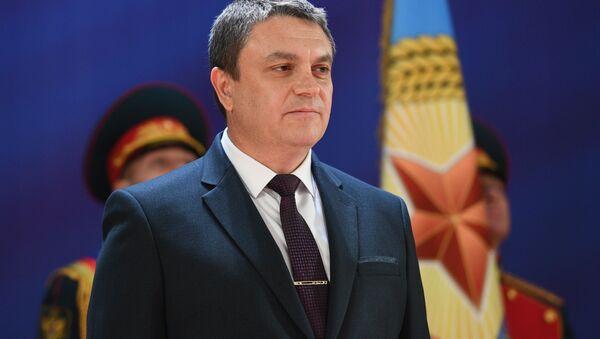 Przywódca ŁRL Leonid Pasecznik - Sputnik Polska