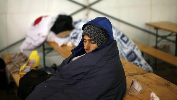 Migranci - Sputnik Polska