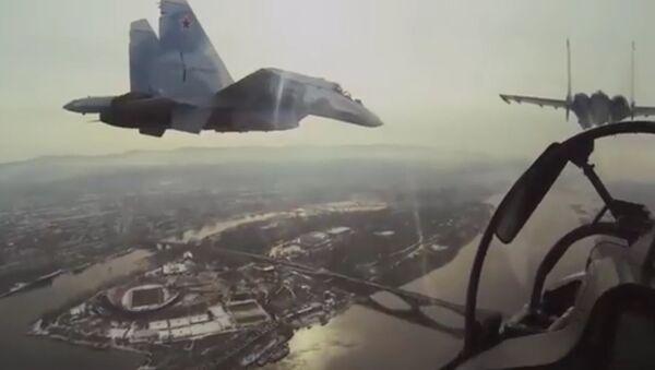 Su-30 - Sputnik Polska