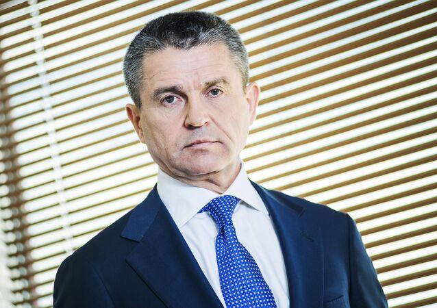 Rzecznik Komitetu Śledczego FR Władimir Markin