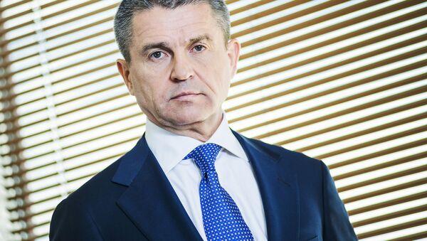 Rzecznik Komitetu Śledczego FR Władimir Markin - Sputnik Polska