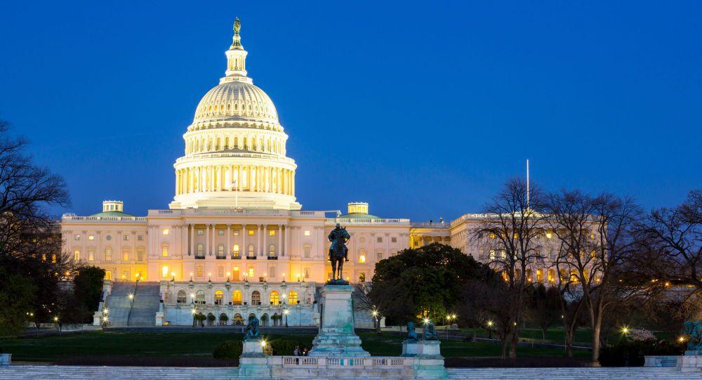 Budynek Kapitolu w Waszyngtonie