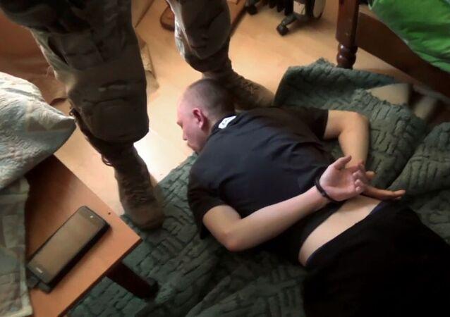 FSB Rosji udaremniła zamach w obwodzie twerskim