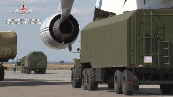 Dostawy wyrzutni S-400 do Turcji - Sputnik Polska