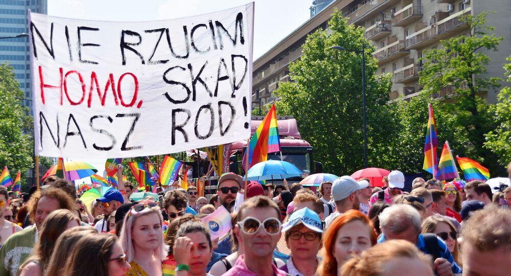 Parada LGBT w Warszawie