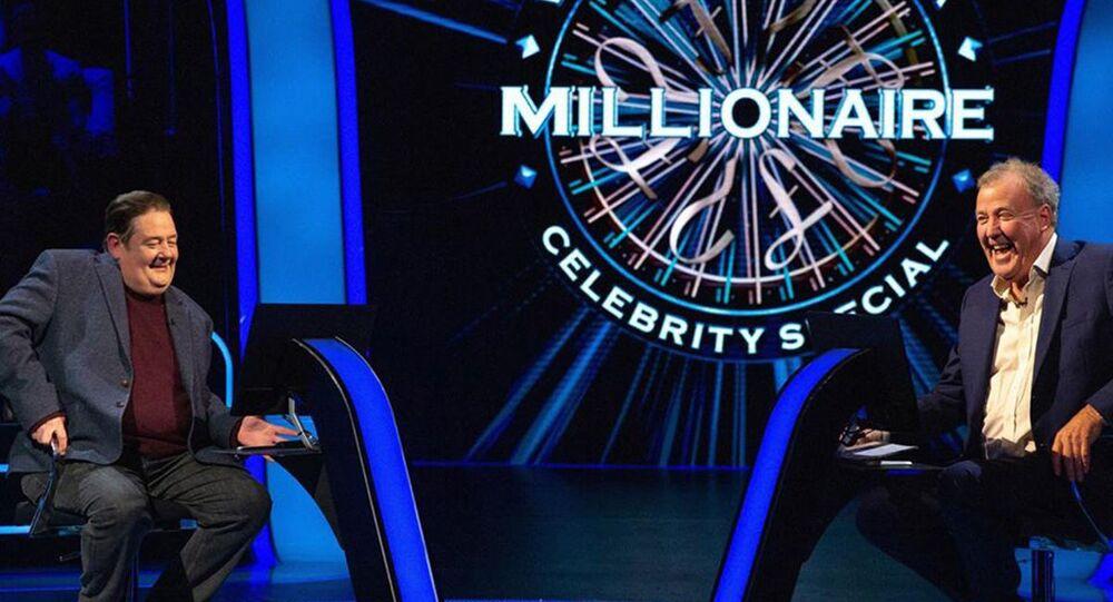 Brytyjski teleturniej Who Wants to Be a Millionaire?