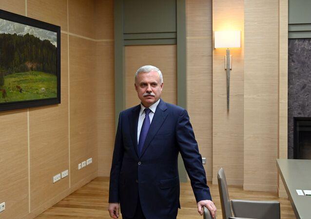 Sekretarz generalny OUBZ Stanisław Zaś